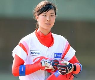 高塚みなみ(高塚南海)美人過ぎる女子プロ野球選手