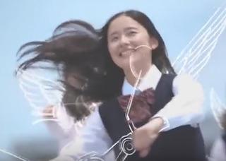 堀田真由(ほったまゆ)黒髪の美人女子高生