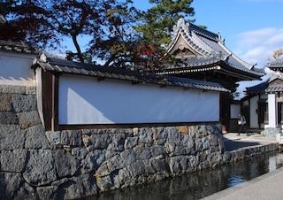 弘誓寺は映画「関ヶ原」の滋賀県内のロケ地