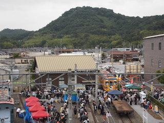 近江鉄道ガチャコンまつり2018
