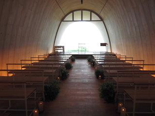 キリスト教式・人前式のウェディングホール
