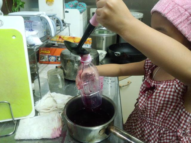 紫蘇ジュース2