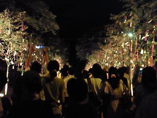 京の七夕2010
