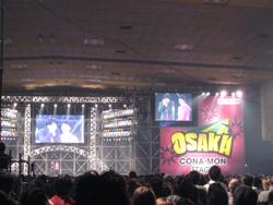 LIVE STAND 08 OSAKA