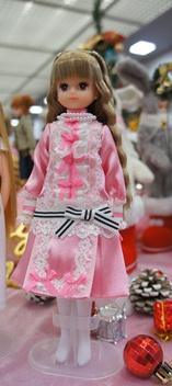 2012 LFin京都 22cmTOGOドレス