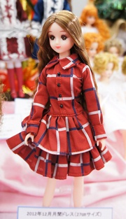 2012 LFin京都 初代フローラ 12月間ドレス