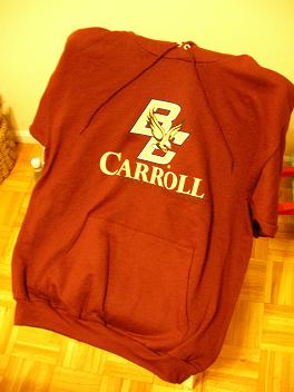 Carroll Sweatshirts