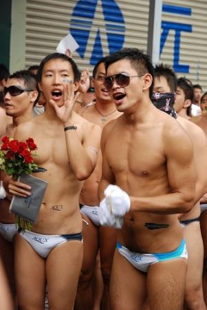 台湾 ゲイ イケメン