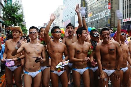台湾 ゲイプライド 2 | AQUX blo...
