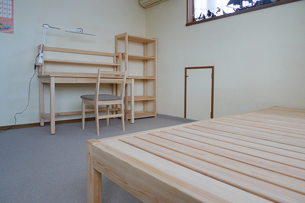 ひのき家具 納品事例3