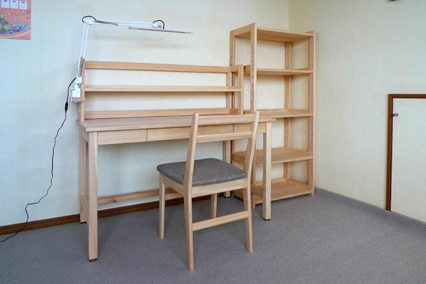 ひのき家具 納品事例