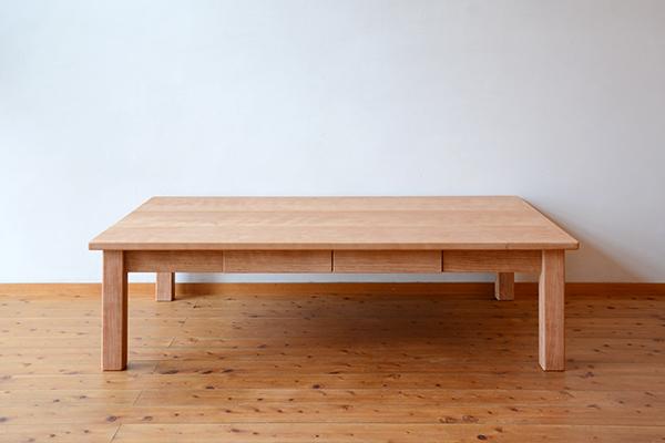 アメリカンチェリーテーブル1
