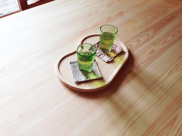 ひのき無垢 テーブル2