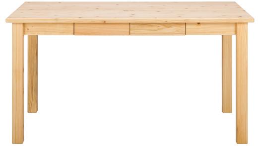 ひのき無垢 ダイニングテーブル1