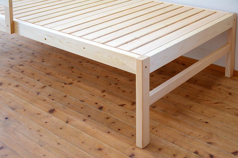 檜無垢 シングルベッド5