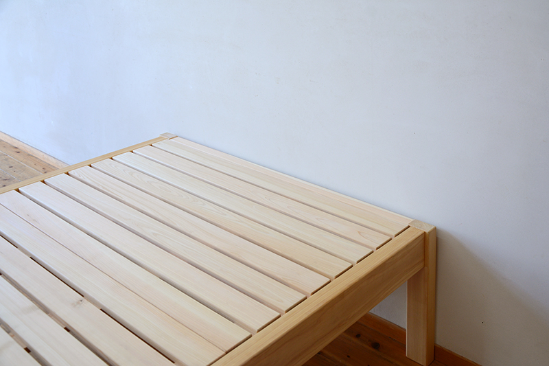檜無垢 シングルベッド