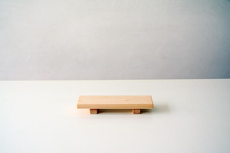 無垢の棚板2