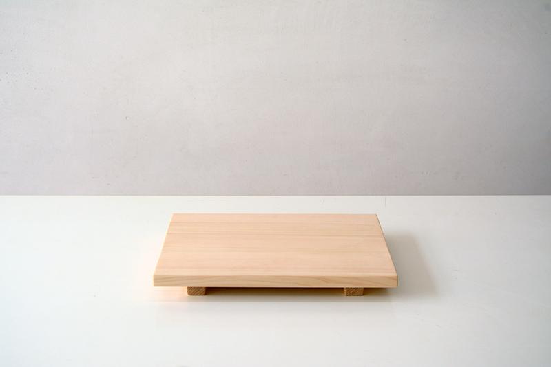 無垢の棚板1