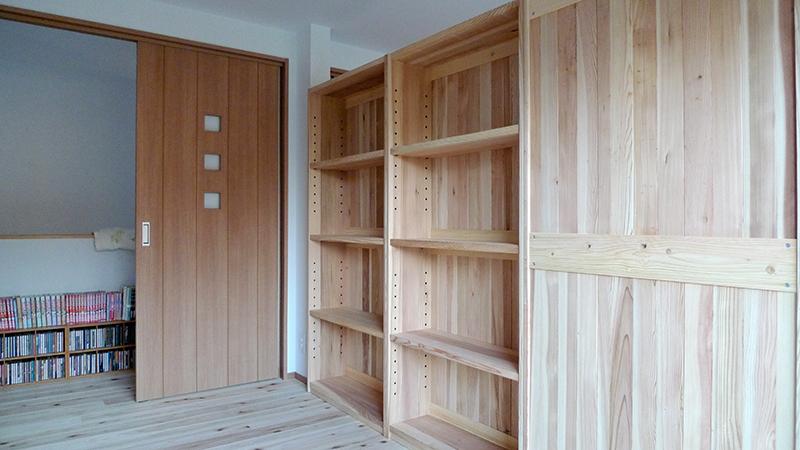 杉の本棚2