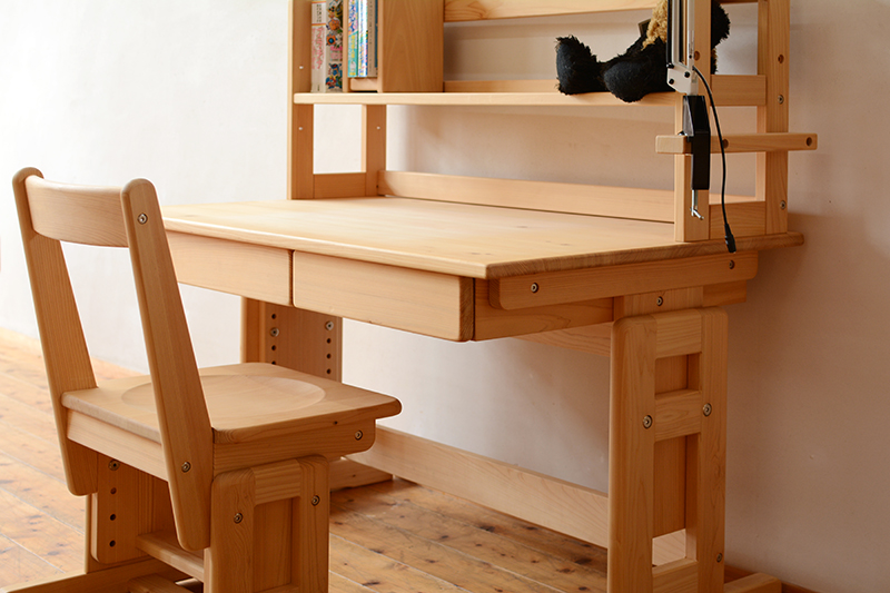 ひのき無垢 組立式家具2