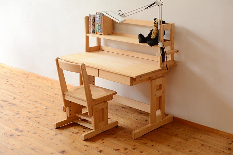 ひのき無垢 組立式家具