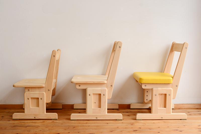 ひのき無垢 組立式家具5
