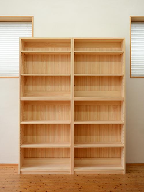 ひのきの書棚2