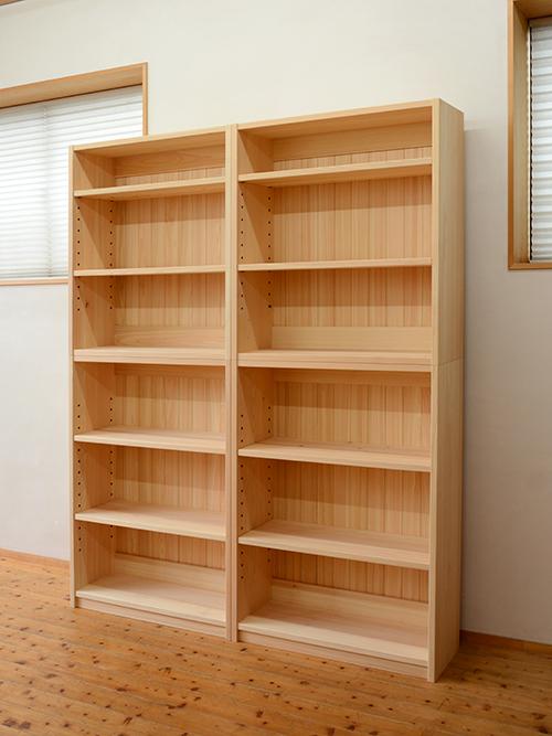 ひのきの書棚3
