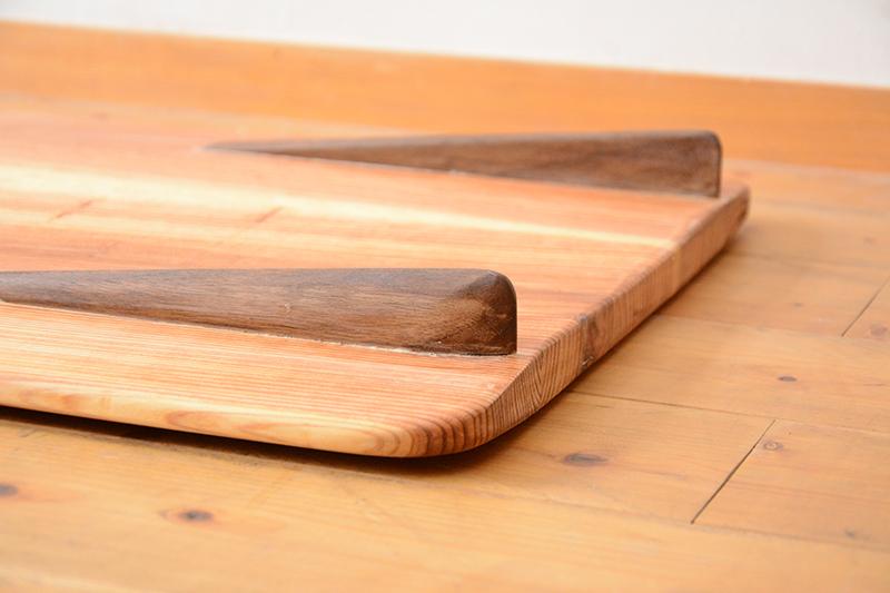 アライア 木製 サーフボード5