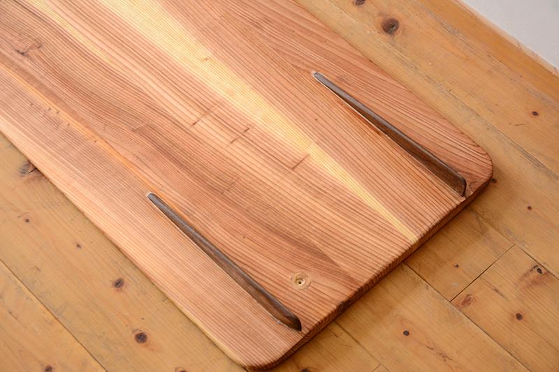 アライア 木製 サーフボード4