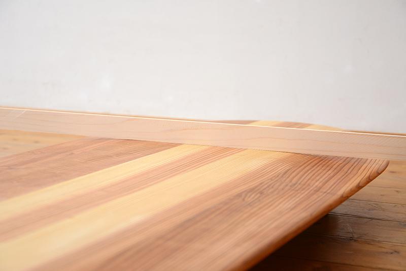 アライア 木製 サーフボード12