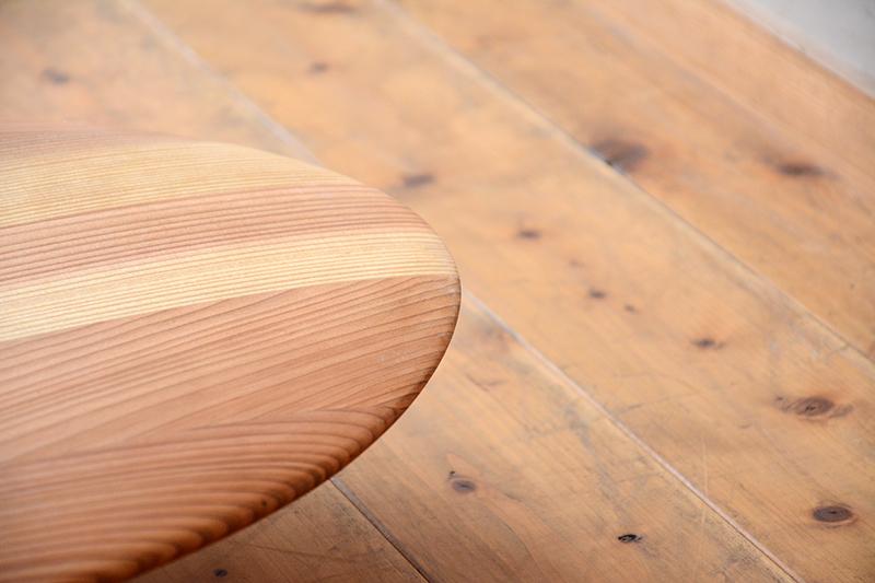 アライア 木製 サーフボード7