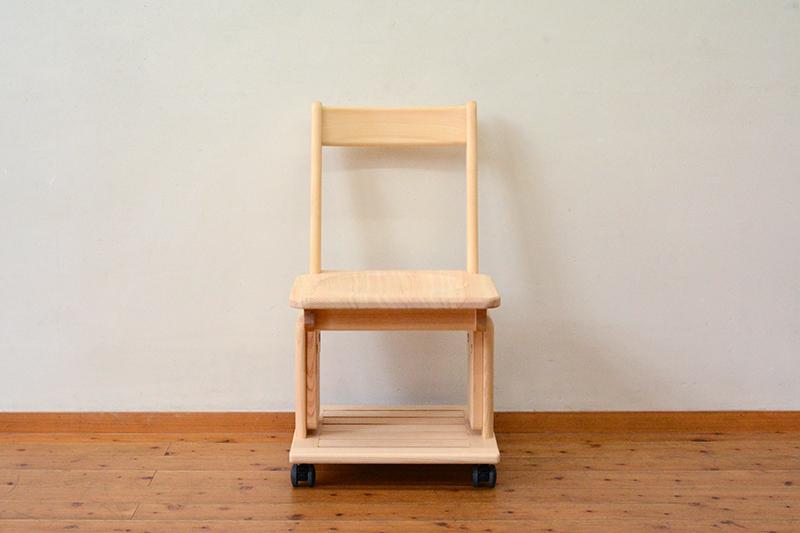 ひのき 学習椅子 SDiチェア7