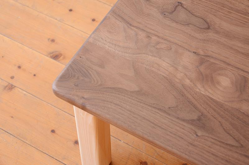 ひのき くるみ コーヒーテーブル2