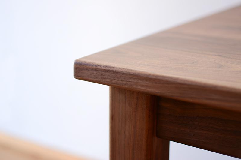 くるみとさくら Pテーブル ダイニングテーブル4