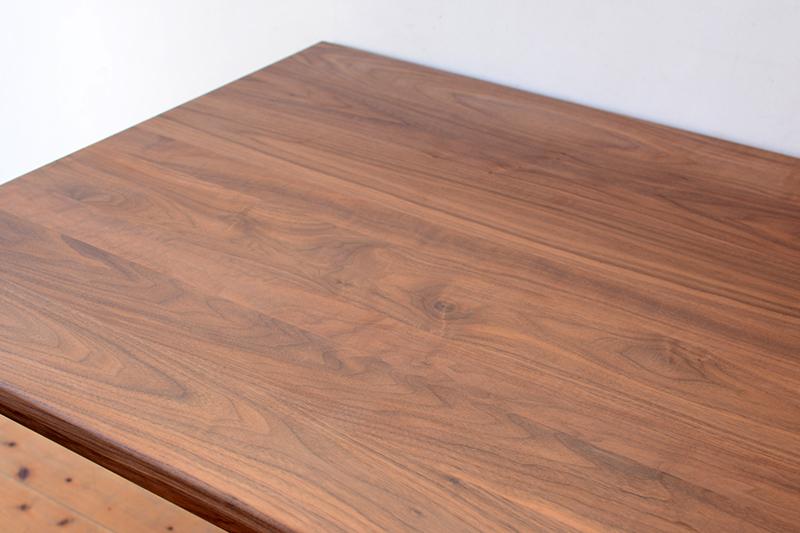 くるみとさくら Pテーブル ダイニングテーブル2