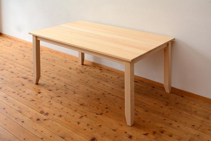 ひのき無垢 テーブル7