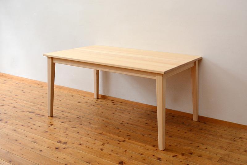 ひのき無垢 テーブル8