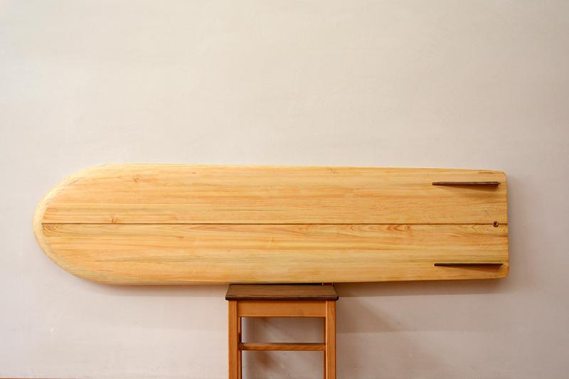 ひのき無垢 アライア サーフボード6