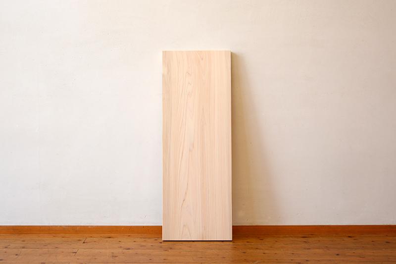 ひのき無垢 まな板2