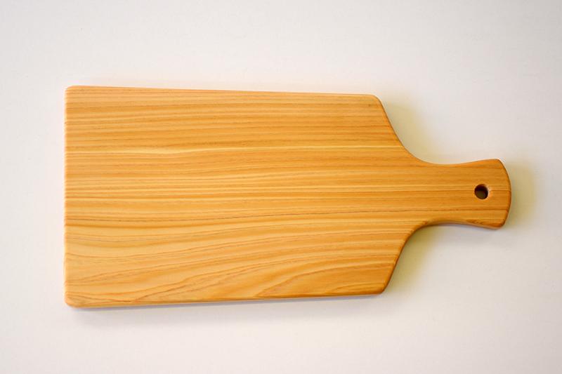 檜無垢 ヒノキクラフト カッティングボード1
