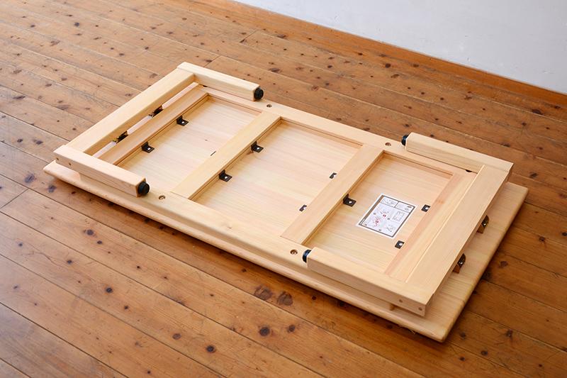 折り脚テーブル2