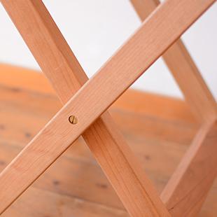折り畳みスツール グランピングスツール ランドセルスツール1518