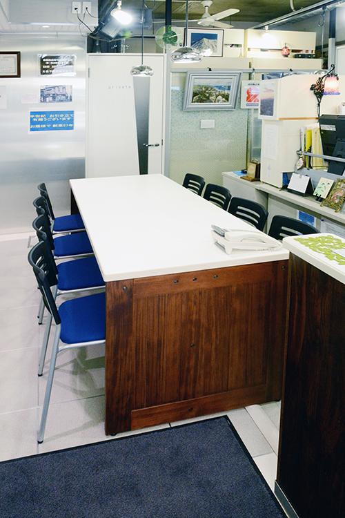 ヒノキクラフト オフィス家具 メラミントップ5