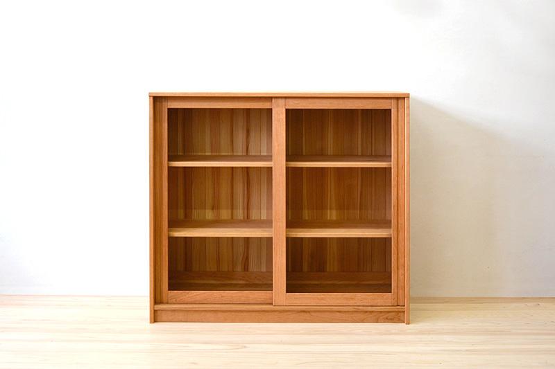 ヒノキクラフト さくら 本棚