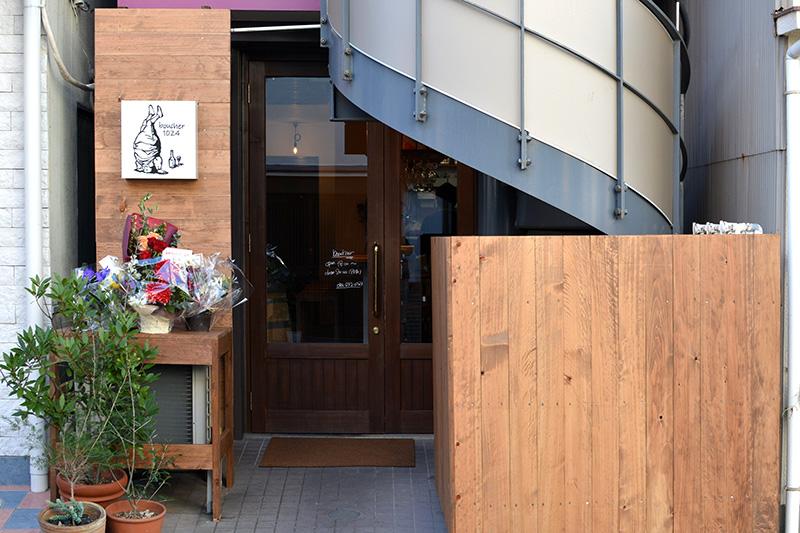 ヒノキクラフト フレンチ料理店 店舗改装1