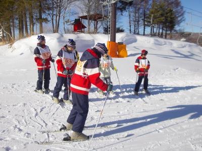 和泉 スキー1日目 2