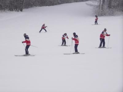 和泉 スキー2日目 1