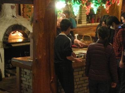 和泉中 3日目 夕食2