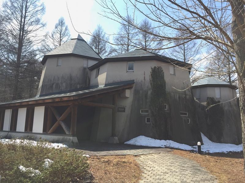軽井沢,絵本の森美術館